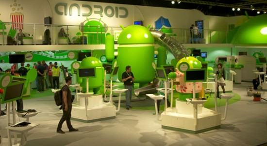 android mwc 2012